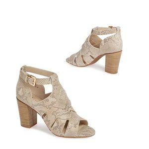 BC Footwear Pathway Vegan Block Heel Sandal 10